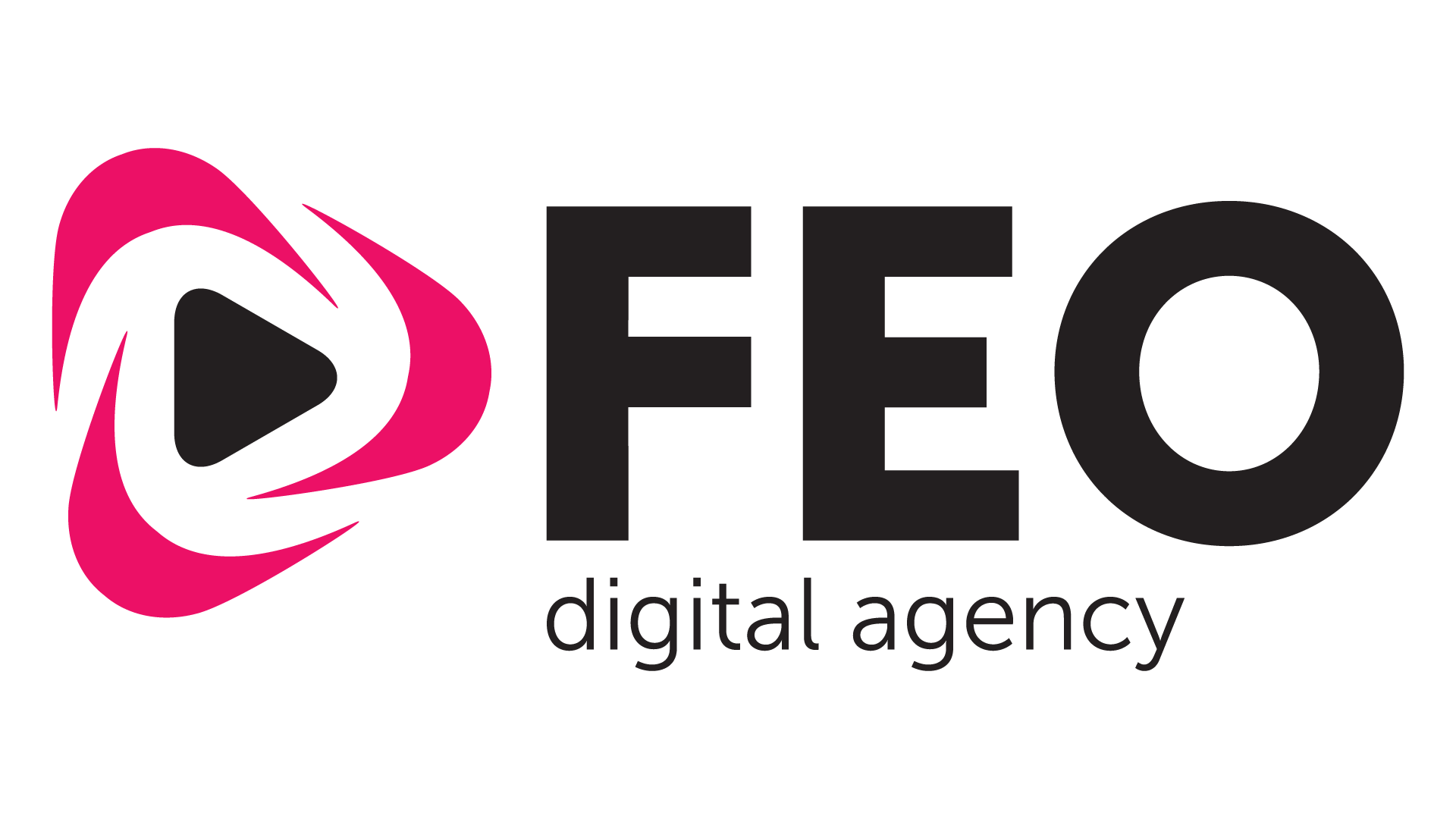 logo agentury FEO digital agency