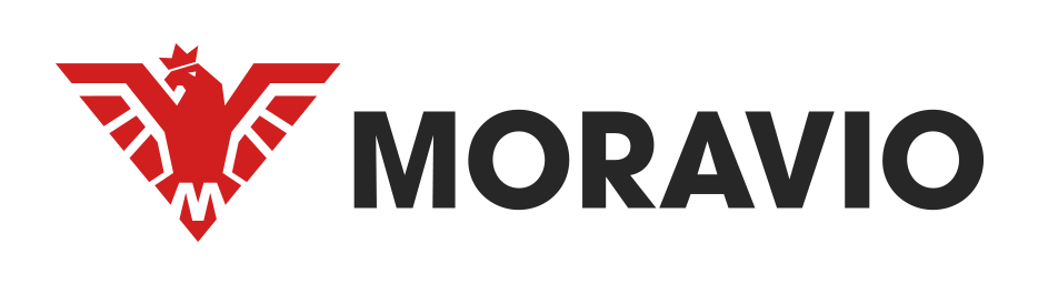 logo agentury MORAVIO