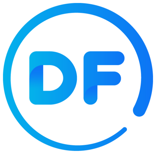 logo agentury DF MARKETING, s.r.o.