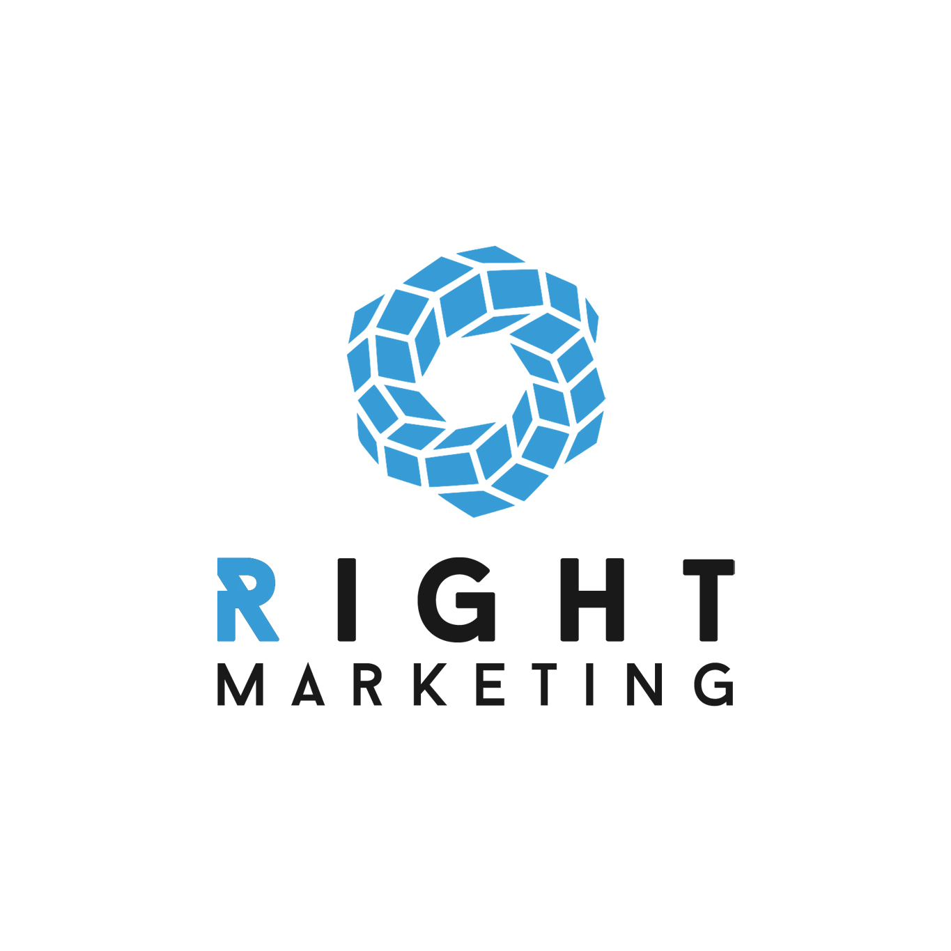 logo agentury Right Marketing