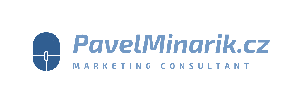 logo freelancera Pavel Minařík - Marketing Consultant