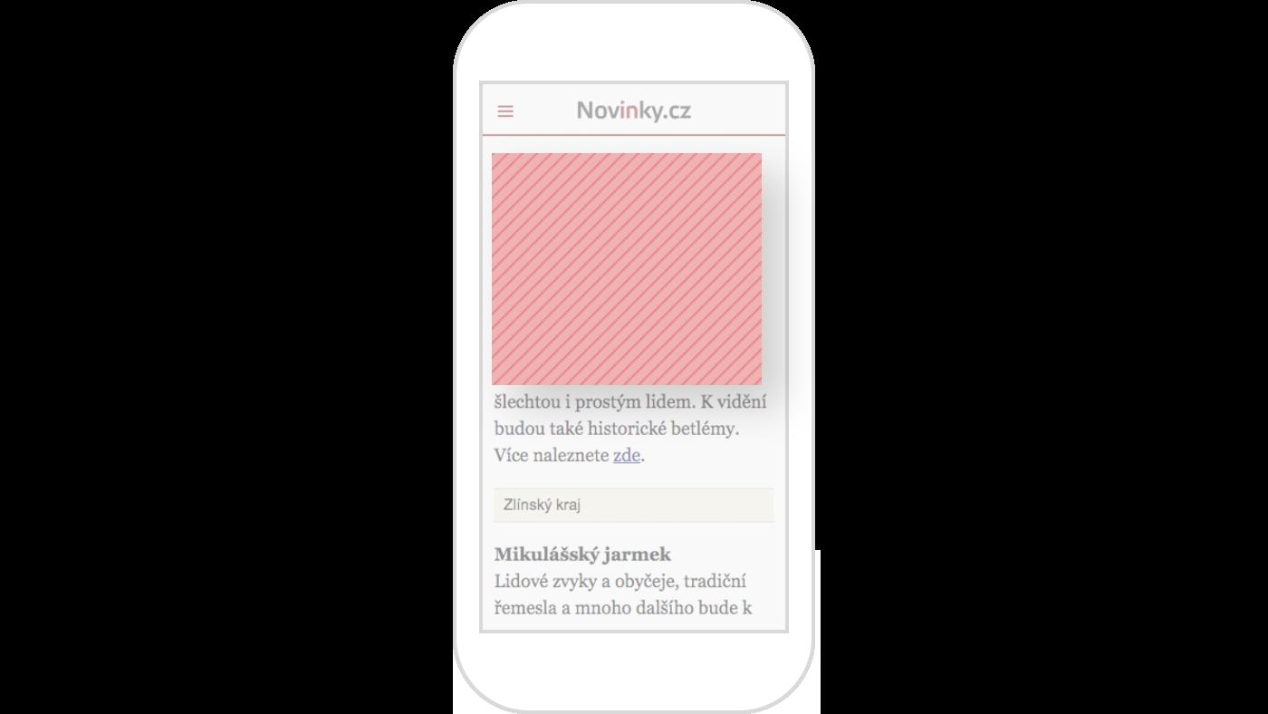 Obrázek: ukázka mobilni square premium