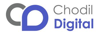 logo agentury Chodil Digital